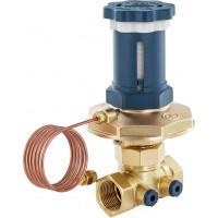 Регулятор перепада дифференциального давления( запорно-регулирующий клапан), арт. 0610