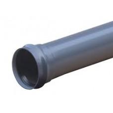 Труба  наружная канализация НПВХ